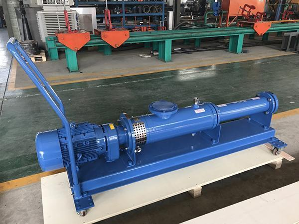 Trolley Progressive Cavity Pump